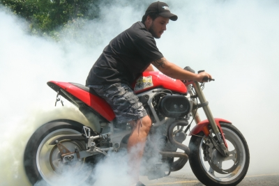 Buell Burnout