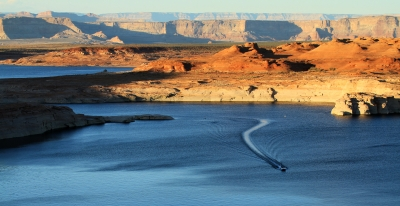 Lake Powell @ Sunset