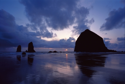 Cannon Beach Dusk