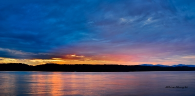 Hudson River Sunset 2