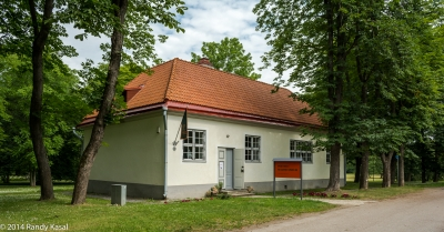 Peter The Great's First Estonian Cottage