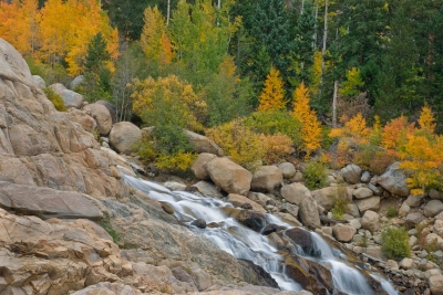 Roaring River, Rocky Mountain National Park, Colorado
