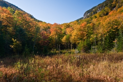Autumn In Smugglers Notch