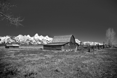Old Ranch In Jackson