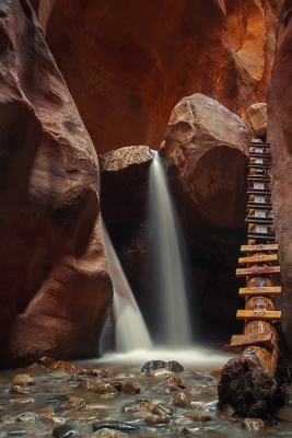 Canyon Passage, Kanarra Creek
