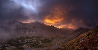 Sunrise In The Sangre De Cristo – Sangre De Cristo Wilderness, Colorado