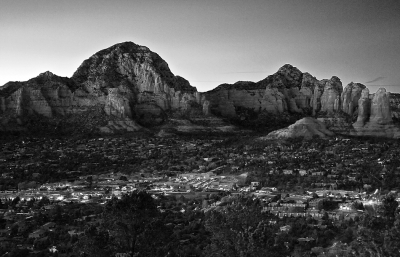 Arizona, Red Rock Country, Sedona, Sunset
