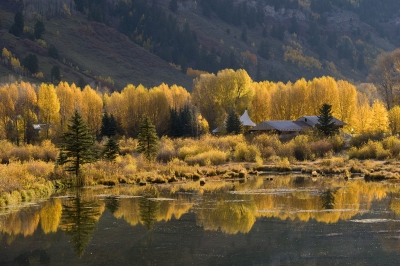 Early Morning In Telluride