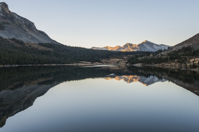 Tioga Lake Sunrise