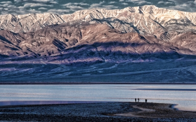 Badwater Trio
