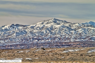 Socorro Mountain Winter