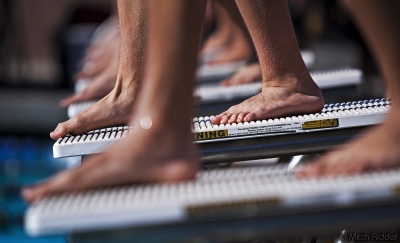 Swimmers, Take Your Marks …