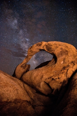 Milky Way & Mobius Arch