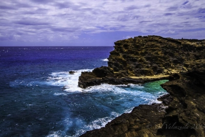 Cliff's Of Maui