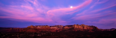 Cotton Candy Sunset – Sedona, Arizona