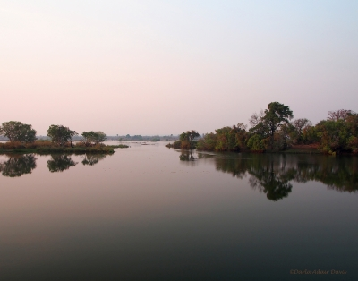 Serenity On The Zambezi
