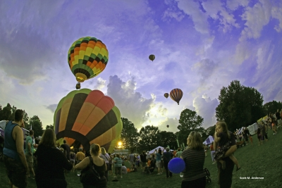 Spirit Of The Balloon Fest