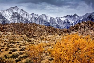 Under The Storm – Mt Whitney