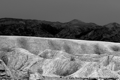 Badlands, Death Valley National Park, California, 2015