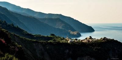 Visions Of Villages From Corniglia To Manarola
