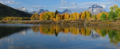 Beyond Oxbow Bend