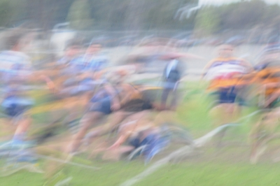 Rugby Game As An Abstract
