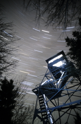 Ghost Of A Fire Tower
