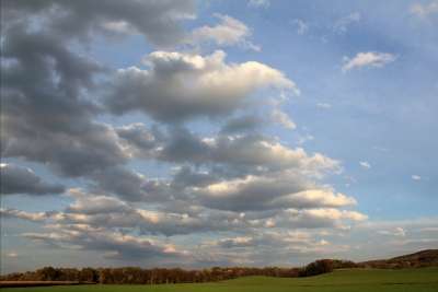 Rural Pa Cloudscape