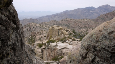 Windy Point – Catalina National Forest, Arizona