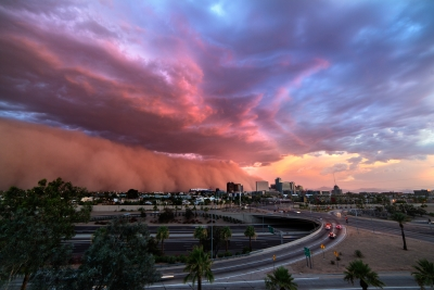 The Haboob Of July 3rd, 2014