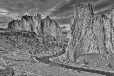 Over Look Smith Rock