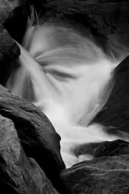 Merced River Flow