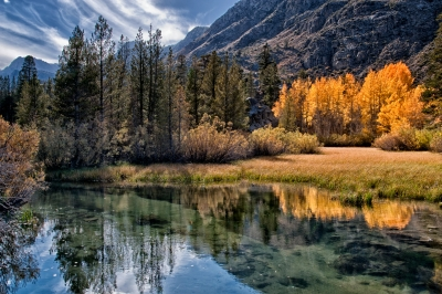 Bishop Creek Reflections