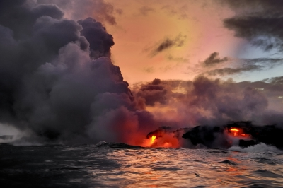 Lava Viewing