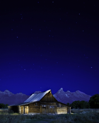 Night In The Tetons