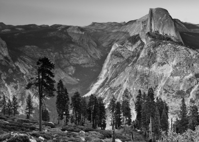 Half Dome @ Glacier Point