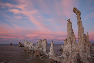 Sunset At Mono Lake 1