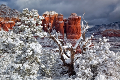 Sedona In White
