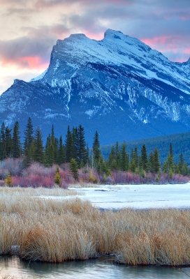 Mount Rundle's Rise