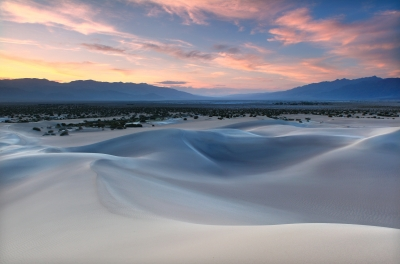 Dusk At The Dunes