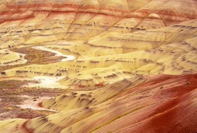 Painted Hills, John Day Fossil Beds National Monument