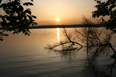 Sunrise On Lake Pymatuning
