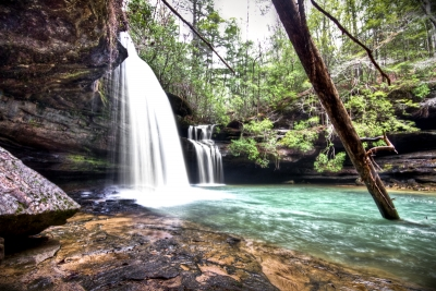 Upper Falls, William Bankhead National Forest