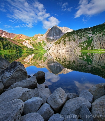 Snowmass Mountain Reflection