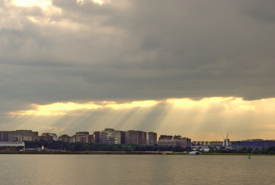 Light Over Alexandria