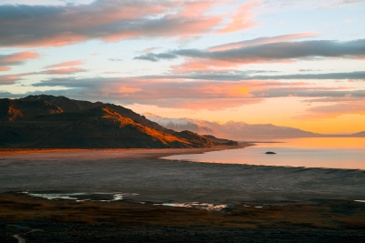Late Afternoon, Antelope Island