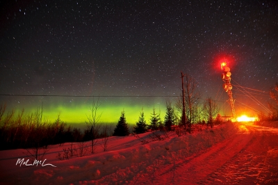 Northern Lights Hazelwood Tower