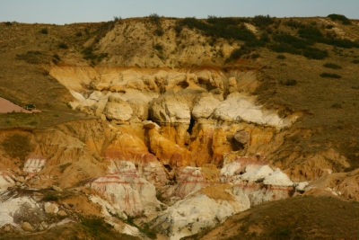 Paint Mines Of Calhan