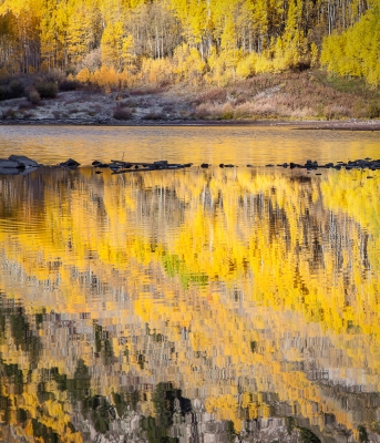 Warm Colorado Reflection
