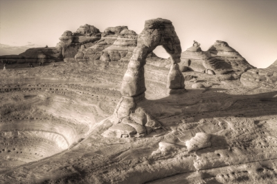Land Of The Delicate Arch